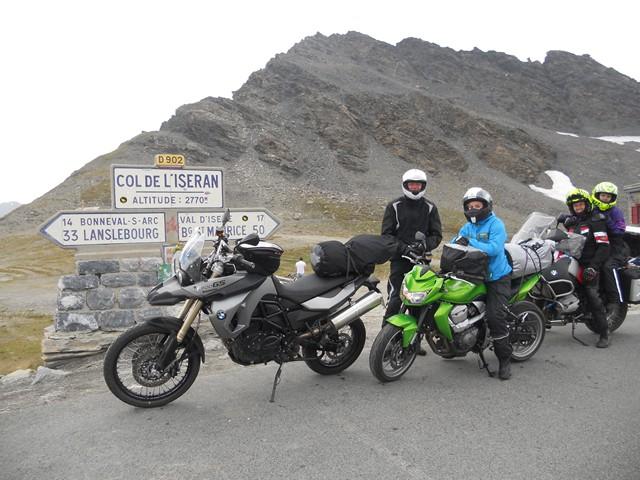 Motorradtour, Motorrad-Ausfahrt Seealpen, Lauter Auspuff e.V. , LAPD