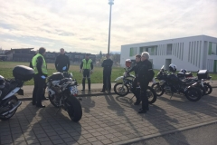 Motorrad-Sicherheitstraining