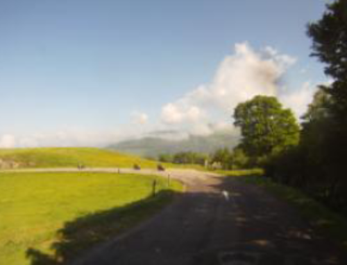 Viertägige Motorradtour in die Vogesen