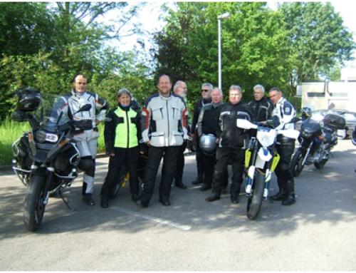 Motorradtour durch die schwäbische Ost-Alb 21. Mai