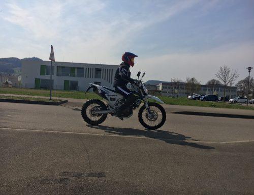 Motorrad-Sicherheitstraining beim LAPD Lauter Auspuff e.V.