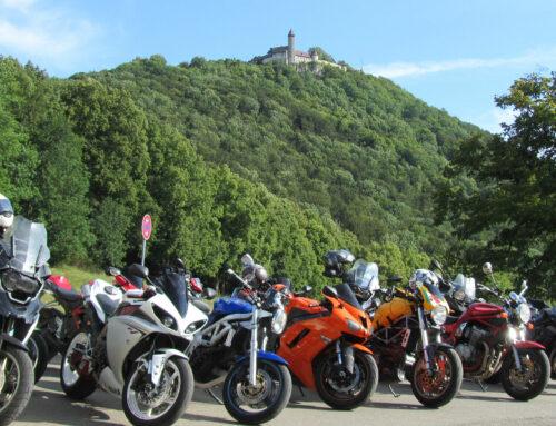 Pfalzausfahrt Anstelle der Sonntags Tour